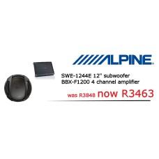 Alpine Combo 3