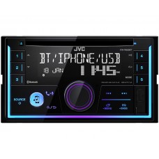JVC KW-R930BT Double DIN Bluetooth built-in CD Receiver