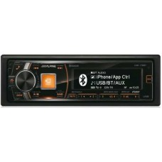 Alpine CDE-178BT CD Receiver with Bluetooth Audio