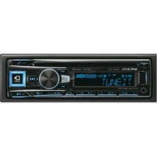 Alpine CDE-193BT CD Receiver with Bluetooth Audio