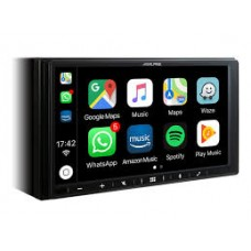 "Alpine ILX-W650BT 7"" Hi-res capacitive touchscreen Digital media station"