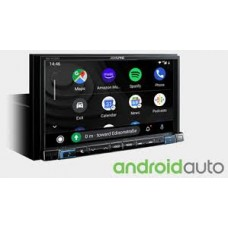 "Alpine INE-W720D 7"" touch screen Navigation multimedia receiver"
