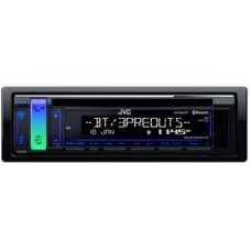 JVC KD-R991BT CD Receiver with BT and front USB/AUX input