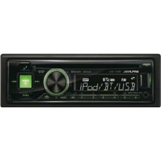 Alpine CDE-203BT CD receiver with Bluetooth