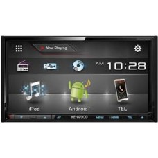 "Kenwood DDX6016BTM 7"" touch screen AAC/MP3/WMA/WAV Navigation and AV receiver"