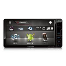 """Kenwood DDX616WBTM 7"""" WVGA touch screen AV receiver"""