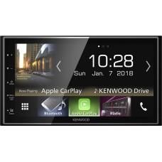 "Kenwood DMX7018BTS 6.8"" Digital Media AV Receiver with Smartphone control & Bluetooth"