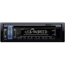 JVC KD-T404 Single Din CD tuner with AUX and USB