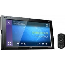 "JVC KW-M450BTM 6.8"" Multimedia Receiver"
