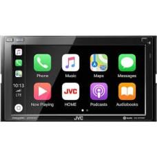 "JVC KW-M750BT 6.8"" touchscreen digital multimedia receiver with AM/FM tuner"
