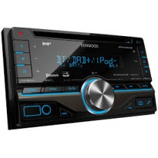 JVC U5000BT for Toyota Bluetooth/CD receiver with iPhone control