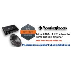 Rockford Fosgate Prime Combo 3