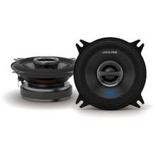 "Alpine S-S40 4"" Coaxial 2-way speaker"